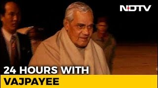 A Day With Atal Bihari Vajpayee: NDTV On Former Prime Minister's Campaign Trail (Aired: Jan 1998)