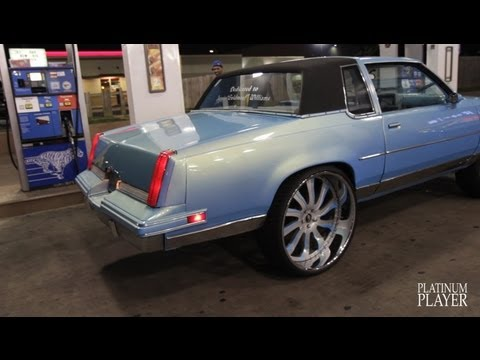 OLDS CUTLASS on 26 INCH FORGIATO INFERNO- MEMPHIS