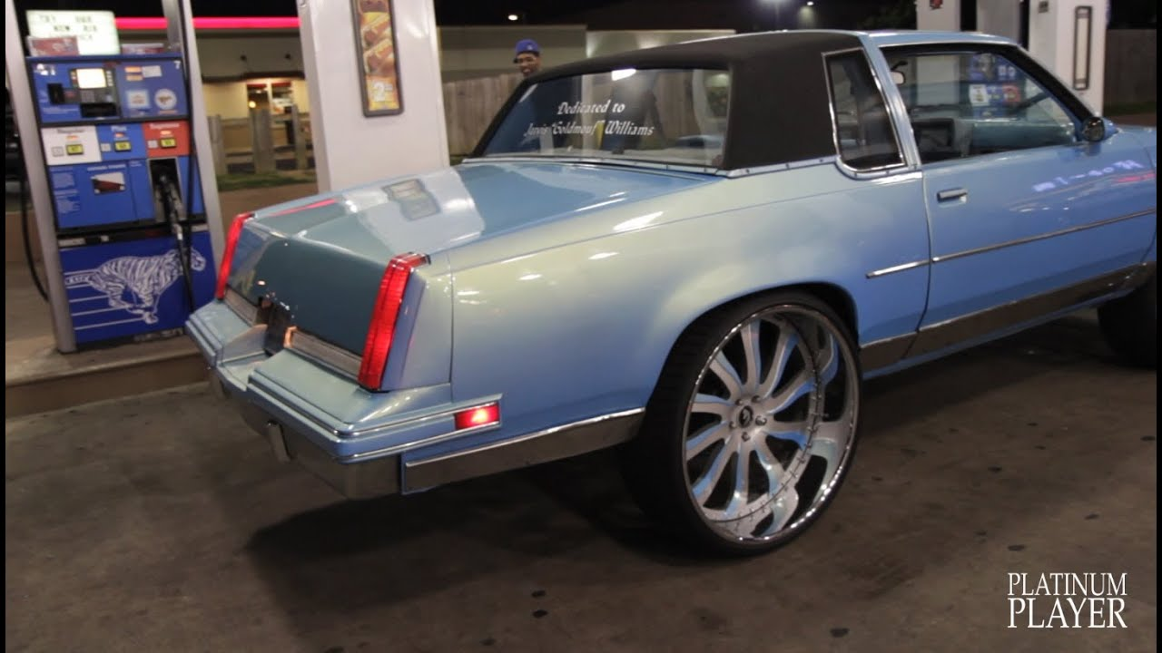 OLDS CUTLASS on 26 INCH FORGIATO INFERNO- MEMPHIS by Platinum Player