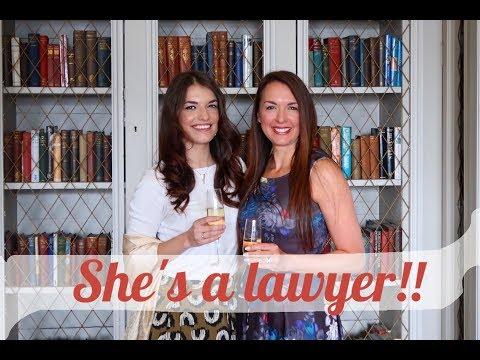 A Lawyer!
