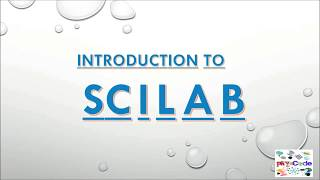 Introduction to Scilab ,how it use, different window pages of Scilab and about console