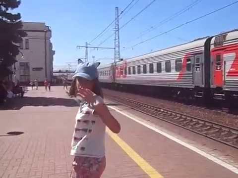 Тула. Гуляем по вокзалу