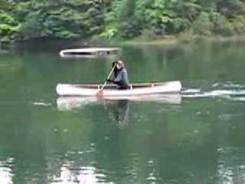 2007 Freestyle Canoeing Routine - Phantom of the Opera