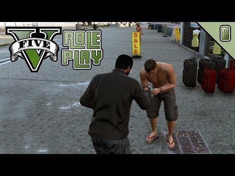 GTA V RP #8   VENDO CARAMELOS Y ME BUSCA LA POLI   Gameplay Español
