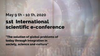 IWRI 1st  International Scientific E-conference (Part 1.1)
