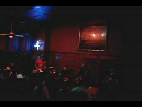 Stephen Ashbrook @ The Spirit Room perf. First Time