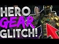NEW BLACK OPS 3 UNLOCK ALL GOLD HERO GEAR FOR FREE GLITCH! - COD BO3 UNLOCK GOLD HERO GEAR GLITCH!