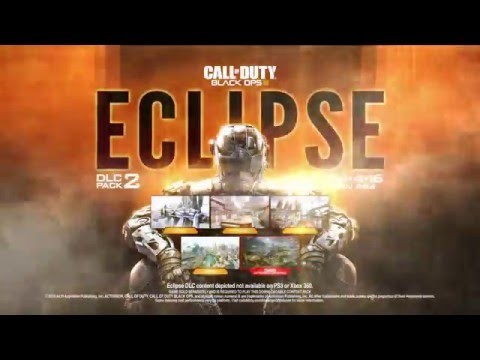 Call Of Duty Black Ops III DLC 2 Eclipse Trailer