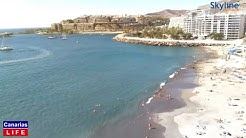 LIVE WEBCAM from Playa Patalavaca Anfi del Mar Mogán Gran Canaria