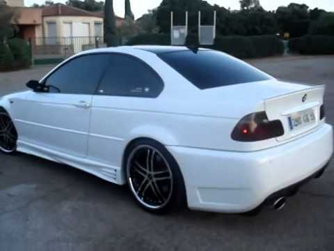 bmw 3 e46 tuning youtube. Black Bedroom Furniture Sets. Home Design Ideas