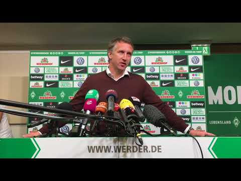 Baumann erklärt Schaafs Rolle als Technischer Direktor bei Werder Bremen