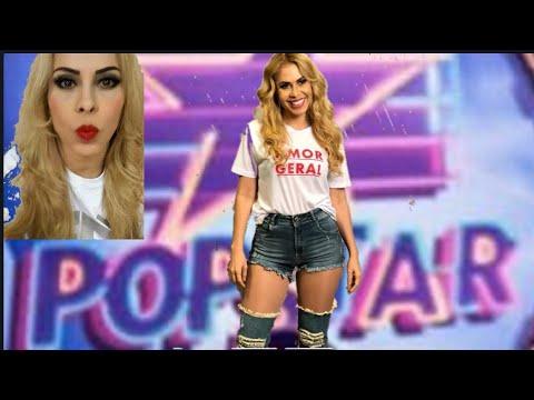 JOELMA NO POP STAR  BASTIDORES E PARTICIPAÇÃO Karina Porfirio