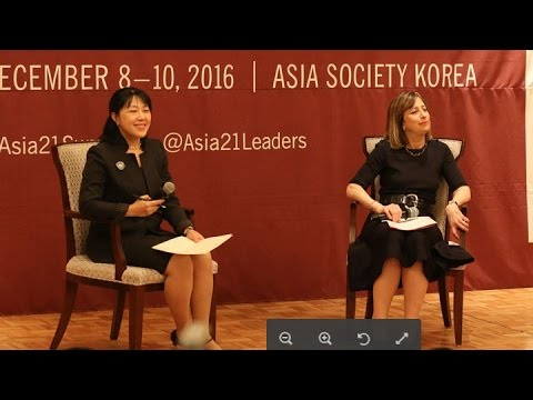 Asia 21: Women in Man's World — The Art of Negotiation