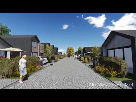 Alta Townhouses | A medium density development with the feeling of a neighbourhood