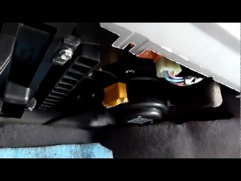 шелест мотора печки на лачетти