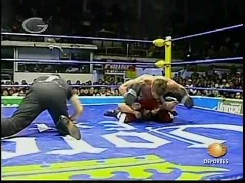 AAA: Jack Evans vs. Teddy Hart, 2009/03/22 [AAA Cruiserweight quarterfinal]