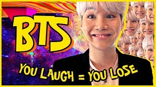 BTS 39 You Laugh You Lose 39 Challenge HARD
