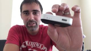 What's the best External HD for your iPhone or Android on the Camino de Santiago?