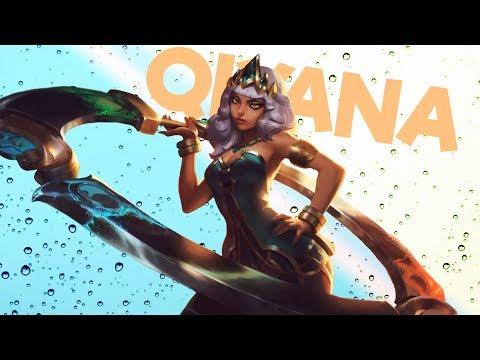 Instalok - Qiyana (Ed Sheeran & Justin Bieber - I Don't Care PARODY)