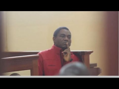 Zambia: Opposition leader's trial pushed to Wednesday