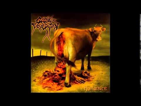 Cattle Decapitation - Humanure 2004 (Full Album)