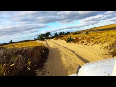What it takes to get to Great Point - Nantucket