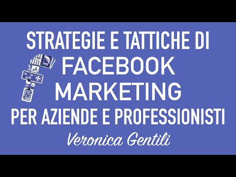 Facebook Marketing per Aziende e Professionisti