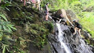 ХАЙНАНЬ Джунгли Янода водопад