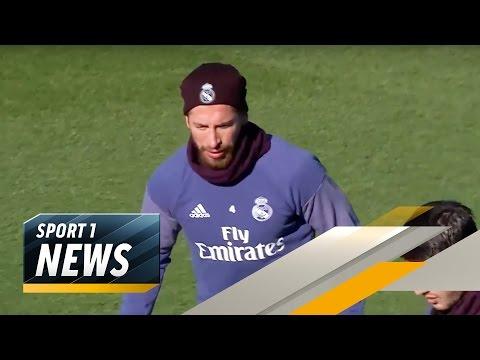 Ramos rüffelt Piqué & Hecking kritisiert Dahoud-Wechsel | SPORT1 - Der Tag