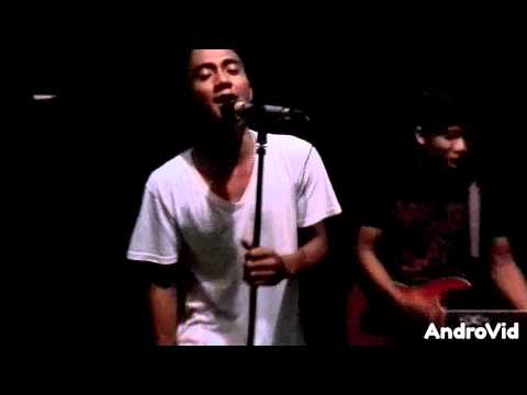 Respatick - terendap laraku (cover rock)