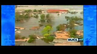 Savannah's hurricane history