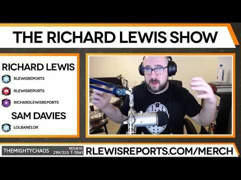 The Richard Lewis  94: No Regrets