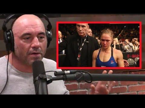 Joe Rogan on Ronda Rousey