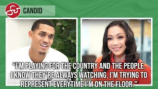 So Candid:   Jordan Clarkson