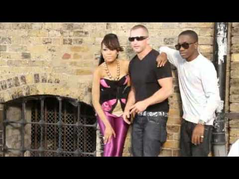 Dionne Bromfield and Tinchy Stryder - Spinnin for 2012 (Behind the Scenes)