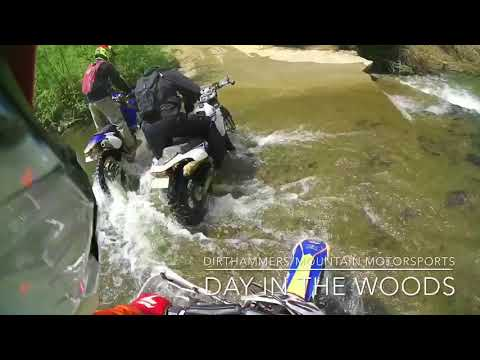 "DH/MMS ""Day in the Woods"" Pt. 1 