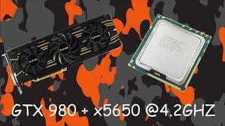 Xeon X5650 Overclock