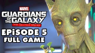 Guardians of the Galaxy: A Telltale Series - Episode 5: Don't Stop Believin - Gameplay Walkthrough