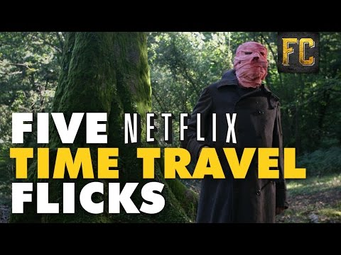 The Best Movies on Netflix ⏱ Time Travel Movies  Flick Connection