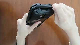Rugged Biometric Tablet and Biometric Handheld Terminal