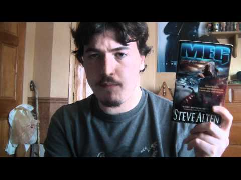 Meg by Steve Alten(Book Review)