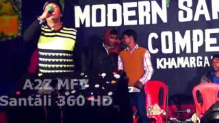 Superhit Santali Song By Dushasan Mahato..Duet Voice...