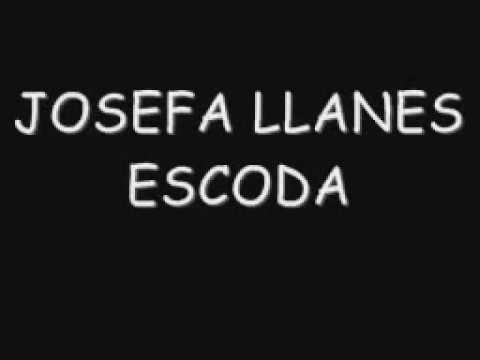JOSEFA LLANES ESCODA -Tula-