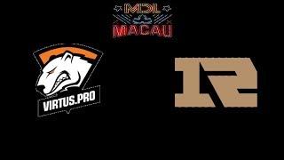 VP vs Royal Never Give Up MDL Macau Highlights Dota 2
