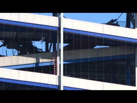 Shea Stadium Demolition