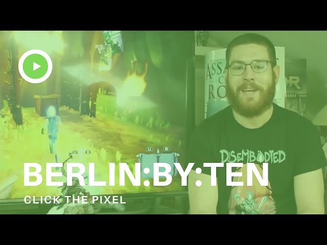This is entertainment. Entrevista a Berlin:by:ten