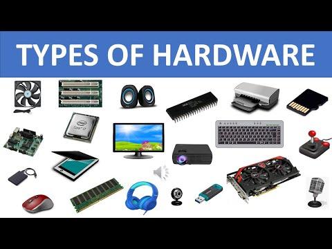 TYPES OF HARDWARE || INTERNAL HARDWARE || EXTERNAL HARDWARE || COMPUTER FUNDAMENTALS