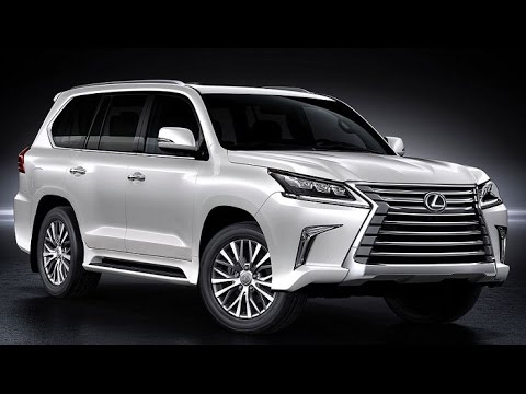 2017 lexus lx 570 review rendered price specs release date youtube. Black Bedroom Furniture Sets. Home Design Ideas