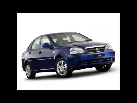 2005 Holden Jf Viva Sedan Youtube