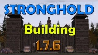Dayz Origins: Stronghold Building 1.7.6
